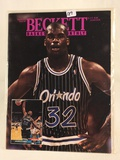 Collector 1993 Beckett Basketball Monthly Magazine No.37