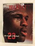 Collector 1993 Beckett Basketball Monthly Magazine No.41