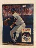 Collector 1989 Beckett Baseball Card Monthkly Magazine No.55