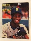 Collector 1990 Beckett Baseball Card Monthly Magazine No.64