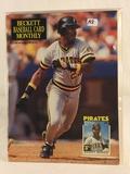 Collector 1990 Beckett Baseball Card Monthly Magazine No.68