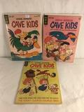 Lot of 3 Pcs Collector Vintage Gold Key Comics Hanna-Barbera Gave Kids Comic Books