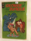Collector Vintage Gold Key Comics George Of The Jungle  Comic Book