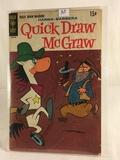 Collector Vintage Gold Key Comics Quick Draw McGraw  Comic Book