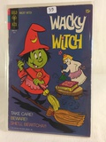 Collector Vintage Gold Key Comics Wacky Witch  Comic Book