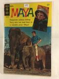 Collector Vintage Gold Key Comics Maya  Comic Book
