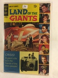 Collector Vintage Gold Key Comics Land Of The Giants  Comic Book