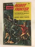 Collector Vintage Gold Key Comics Robot Magnus Fighter  Comic Book
