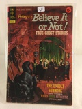 Collector Vintage Gold Key Comics Believe It Or Not True Ghost Stories Comic Book