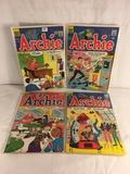 Lot of 4 Pcs Collector Vintage Archie Series Archie Comic Books No.162.168.169.170