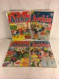 Lot of 4 Pcs Collector Vintage Archie Series Archie Comic Books No.171.172.173.174.