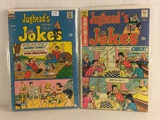 Lot of 2 Pcs Collector Vintage Archie Series Jughead's Brand New Jokes No.7.39.