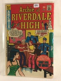 Collector Vintage Archie AT Riverdale High Comic BookNo.28