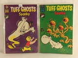 Lot of 2 Pcs Collector Vintage Harvey Comics Tuff Ghosts Starring Spooky No.24.25 Comic Books