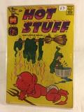 Collector Vintage Harvey Comics Hot Stuff The4 Little Devil Comic Book No.64