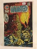 Collector Vintage Charlton Comics All New Haunted Comic Book No.20