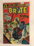 Collector Vintage Atlas Comics The Brute Comic Book No.3