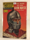 Collector Vintage Classics Illustrated Comics The Man in the Iron Mask Comic Book No.54