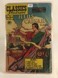Collector Vintage Classics Illustrated Comics Julius Caesar Comic Book No.68