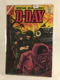 Collector Vintage CDC Comics Special War Stories D-Day Comic Book
