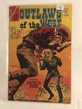 Collector Vintage CDC Comics Outlaws Of The West Comic Book