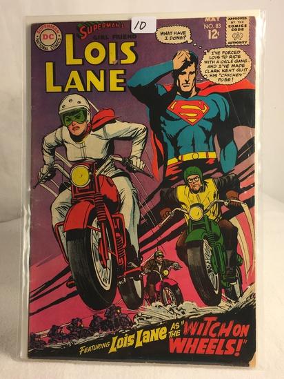 Collector Vintage DC Comics Superman's Girlfriend Lois Lane Comic Book No.83