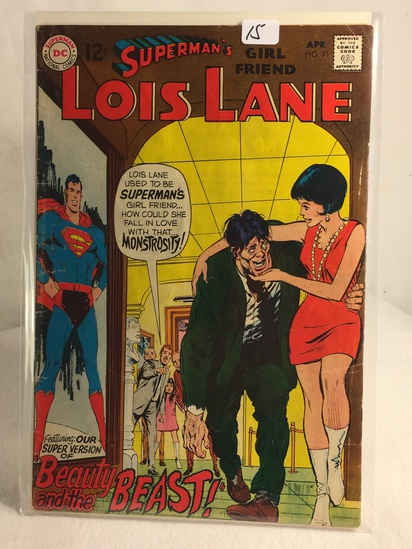 Collector Vintage DC Comics Superman's Girlfriend Lois Lane Comic Book No.91