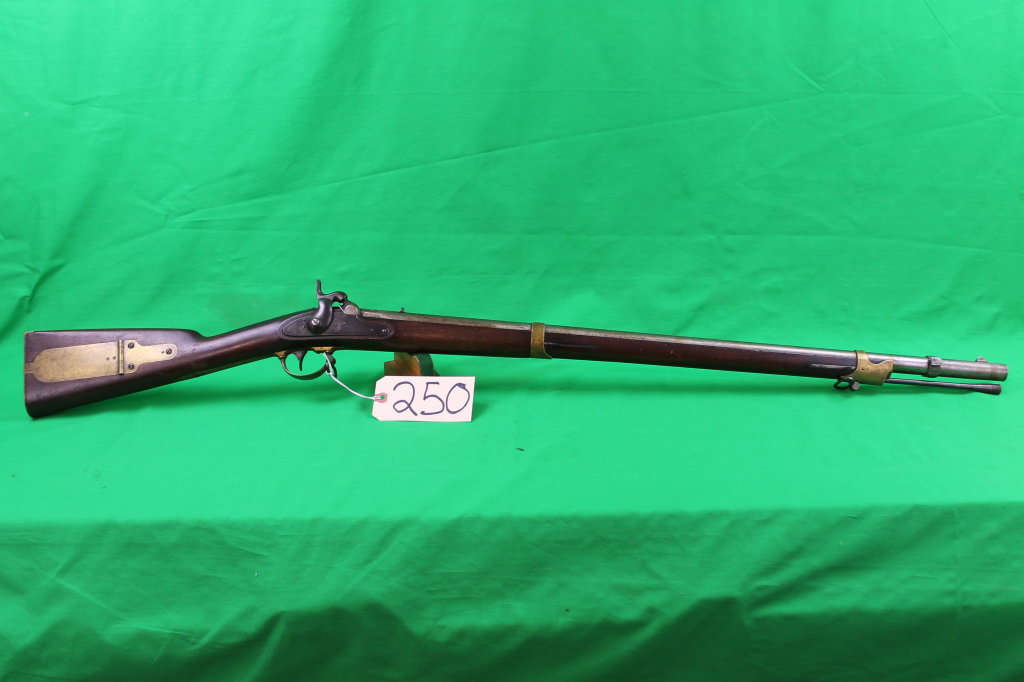 Us Model 1841 Harpers Ferry 1852 Mississippi Rifle