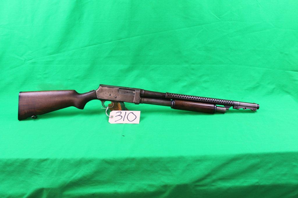 Stevens 520.30 12ga Trench Gun US Marked