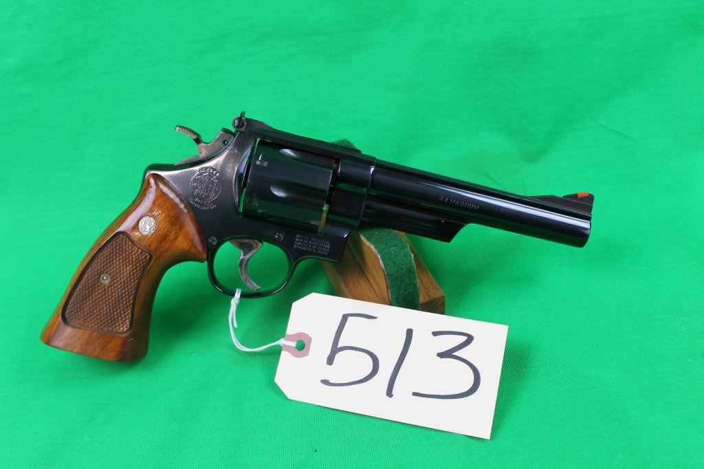 Smith & Wesson 29-3 44 Mag