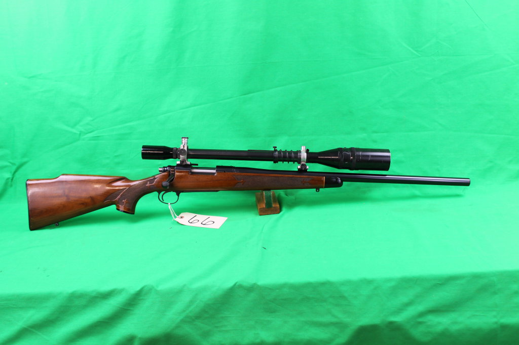 Remington 700 6 mm Rem, J.UNERTL Scope #56451