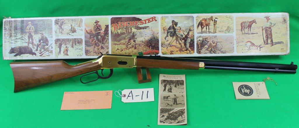 Winchester Centennial 66 30-30