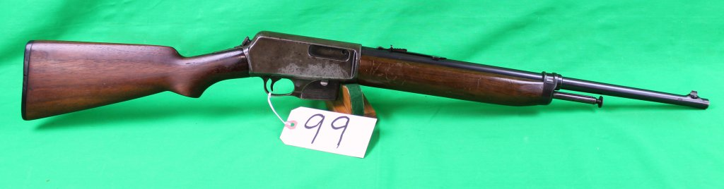 Winchester 1907 351 cal