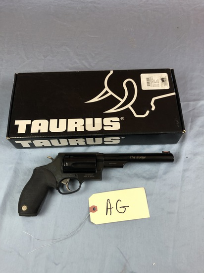 Taurus, Judge, 45 /410, New in Box