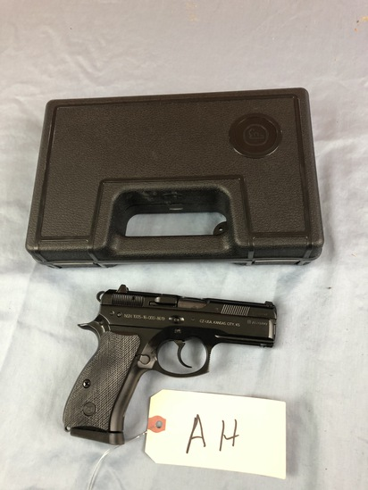 CZ, 75D, 9mm, New in Box