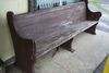 8' WOODEN BENCH