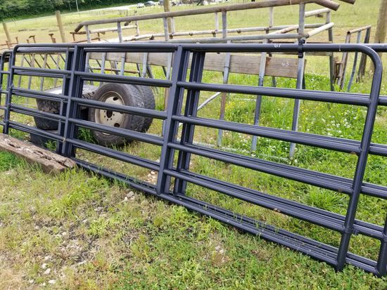 NEW 14' BLK GATE
