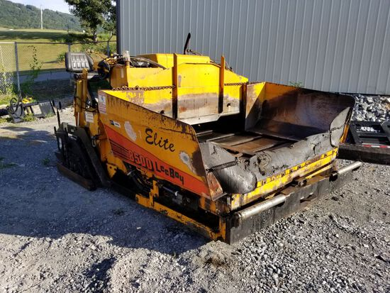 ELITE LEEBOY 8500 PAVER, MODEL: L8500I, S: 765, HOURS SHOWING: 2602