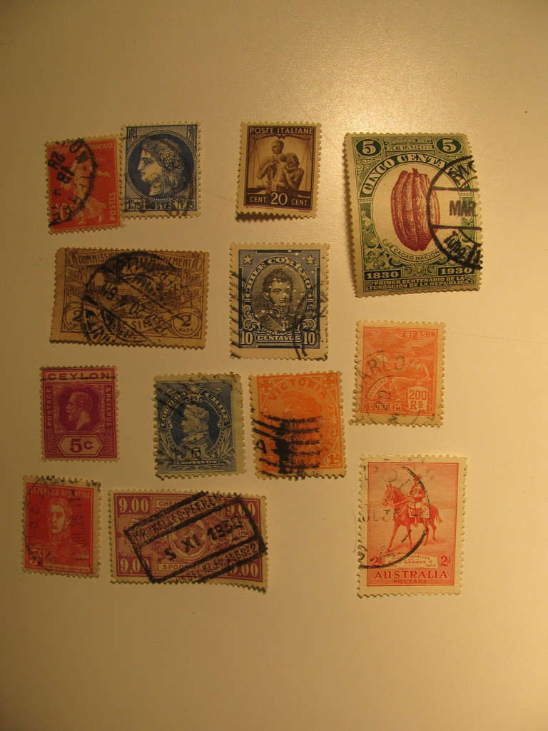 Stamps Auction
