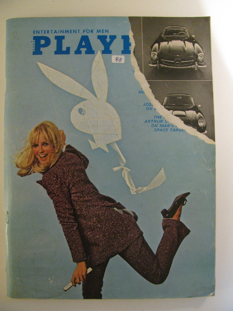 Playboy & Other Adult Magazines Auction