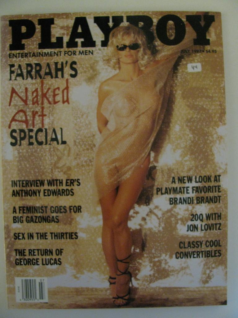 Playboy Magazines Auction
