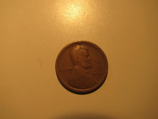 US Coins: 1x 1920-D Wheat pennies