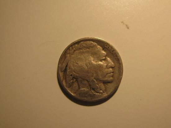 US Coins: 1929 Buffalo 5 cents