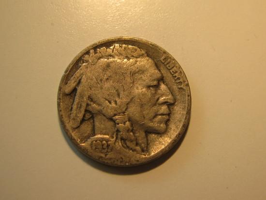 US Coins: 1938-D Buffalo 5 cents