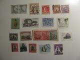 Vintage stamps set of: Sweden & South Africa