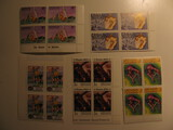 Vintage stamps set of: Grenada
