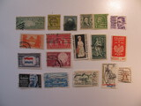Vintage stamps set of: USA
