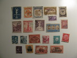 Vintage stamps set of: Germany & Colombia
