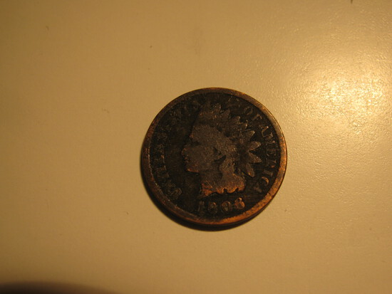 US Coins: 1906 Indian Head