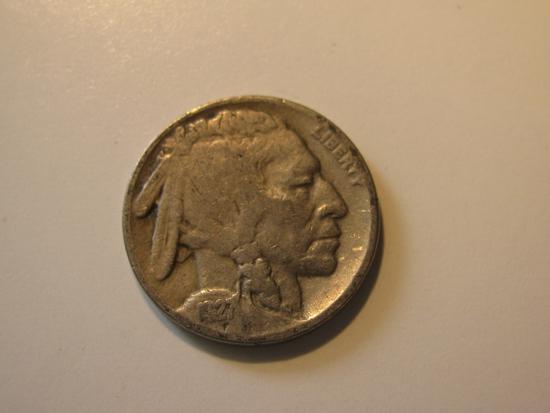 US Coins: 1927 Buffalo 5 Cents